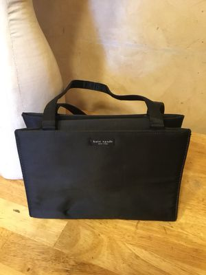 Kate Spade Original Vinyl Bag- All handbags and more must go. lots of free stuff too. Asking $35 for Sale in New York, NY