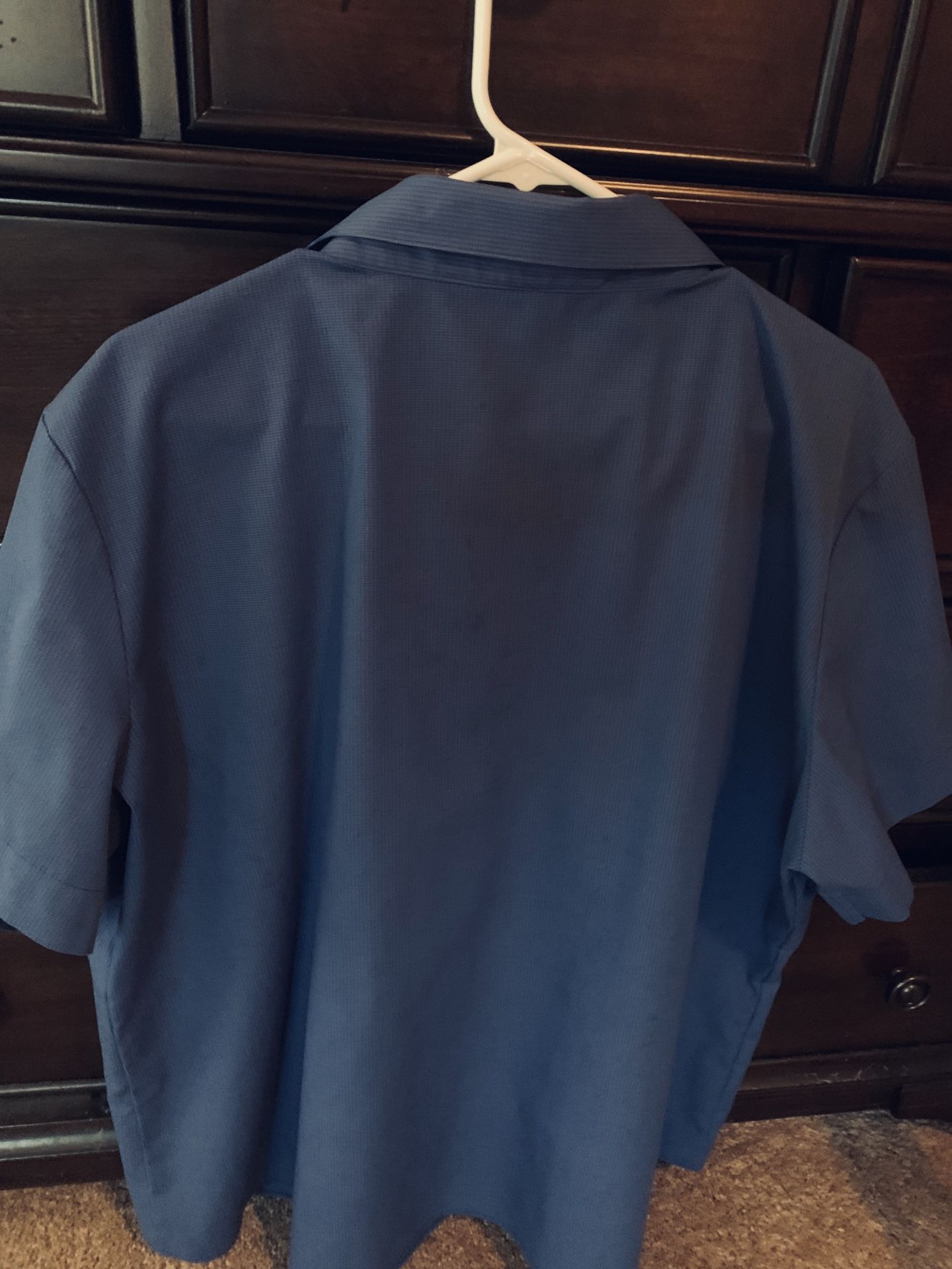 $25 for all 5 sets of Brand New work shirt and pants