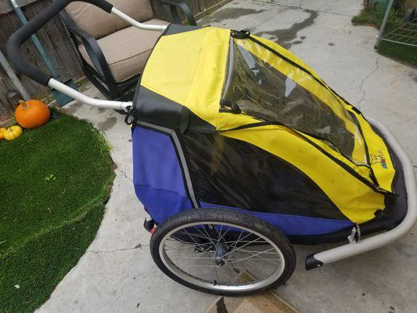 Kidarooz bike trailer 2 seats for Sale in Chula Vista, CA - OfferUp
