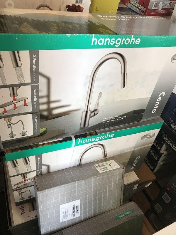 Faucet - Hansgrohe for Sale in Los Angeles, CA - OfferUp