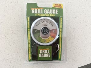 Propane tank scale Grill Gauge for Sale in Chicago, IL