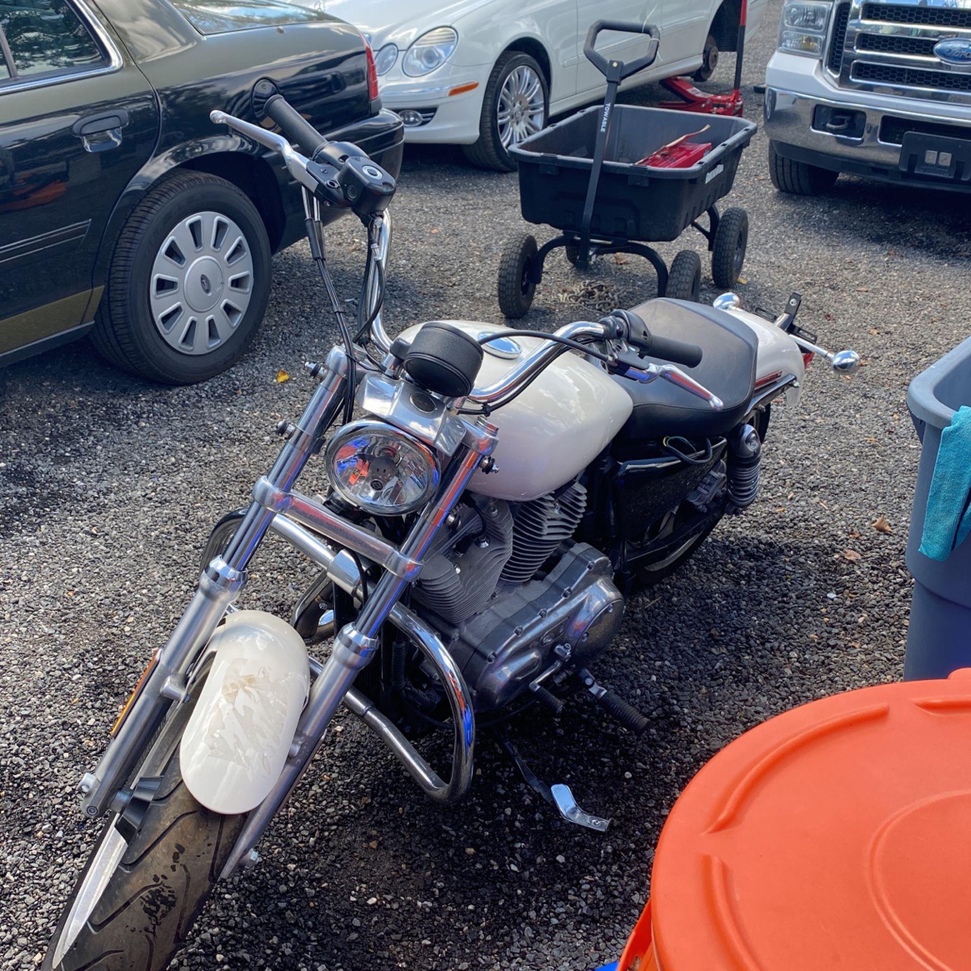 2018 Harley Davidson 883