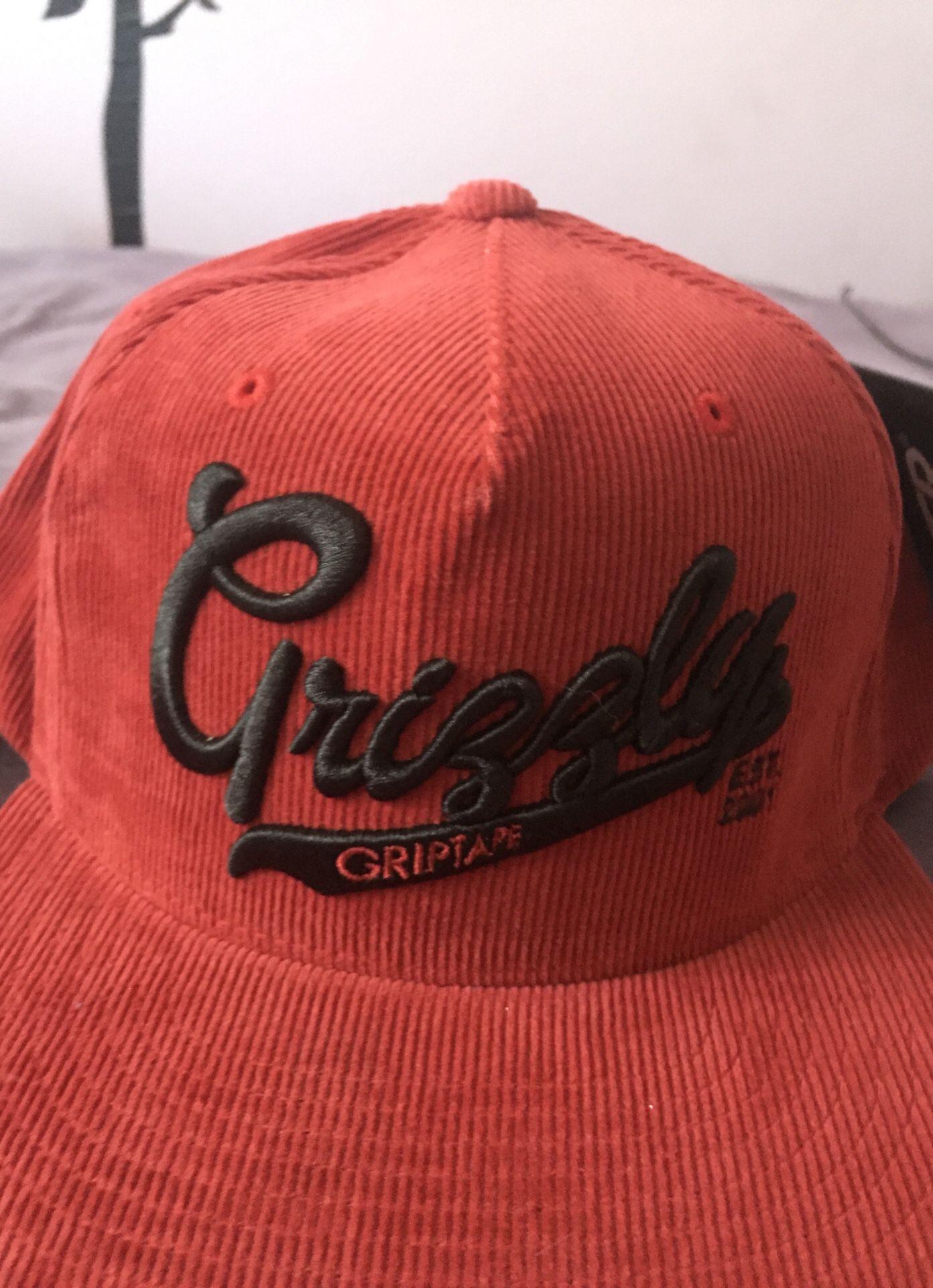 $10 Diamond grizzly grip tape snapback hat