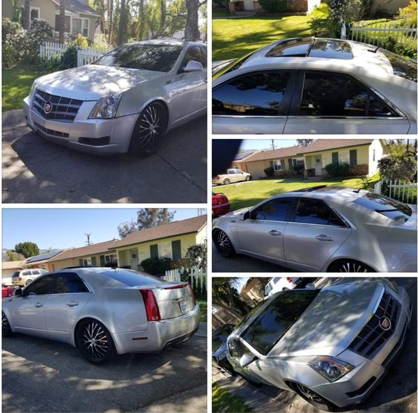 2008 Cadillac CTs 89,000 Miles For Sale In San Bernardino