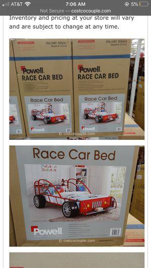 Photo Race car bed kids