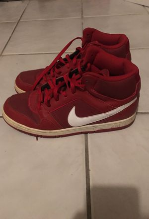 08deb254c5cd Nike high tops Size 11.5 for Sale in New Port Richey