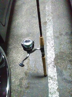 Reel & pole for Sale in West Covina, CA