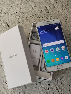 Samsung Galaxy S6, Factory Unlocked for Sale in VA, US