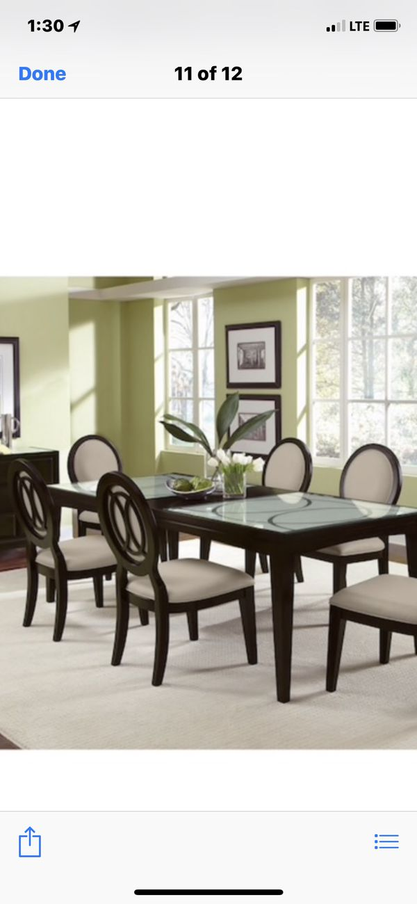 Dining Room Table 6 Chairs For In Orlando Fl Offerup