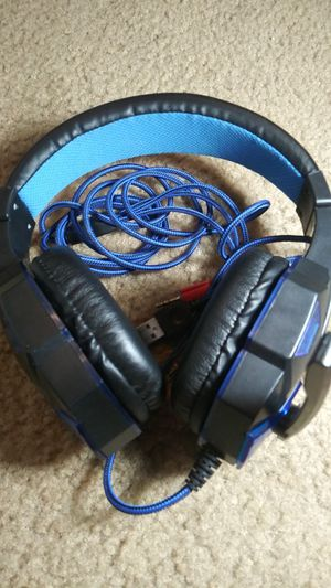 56bd5900991 New and Used Usb headset for Sale in Tomball, TX - OfferUp