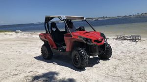 Photo 2013 Can-Am commander 800 4x4