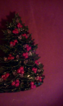 Christmas glass tree Thumbnail