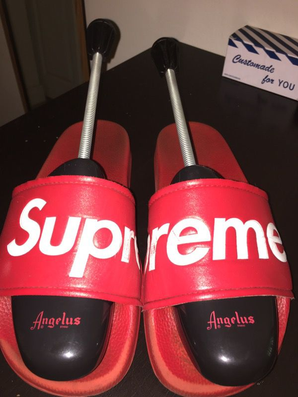 100% Authentic Supreme Slides For Sale In Fort Lauderdale, FL