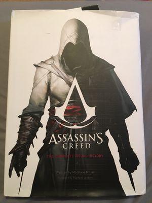 Assasins Creed: Complete Visual History (Hardback) for Sale in Fairfax, VA