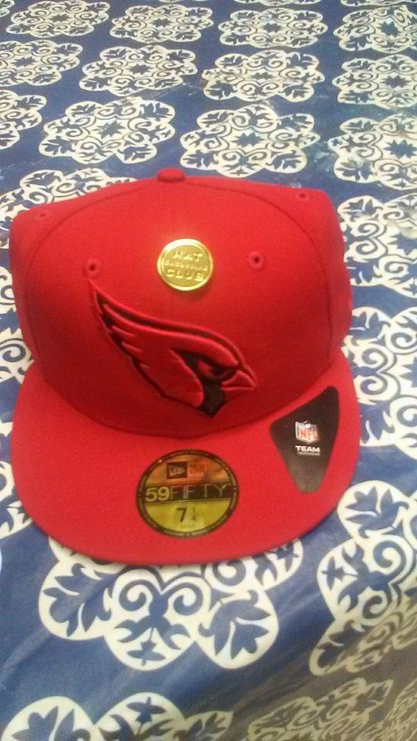 4167e6fd RED AZ Cardinals hat for Sale in Phoenix, AZ - OfferUp