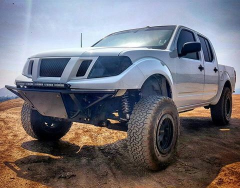 Nissan Frontier Prerunner Style Offroad Bumpers And Custom