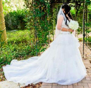 Alfred Angelo Disney Belle Wedding Dress For In Lakeland Fl