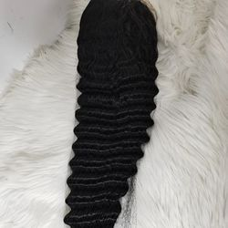 Human Hair Deep Wave  Thumbnail