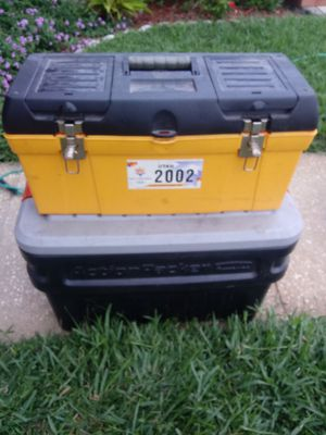 Tool box for Sale in Kissimmee, FL