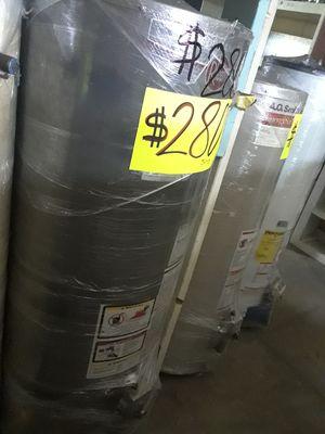 Water heater 50 galones 1 años de garantía for Sale in Los Angeles, CA
