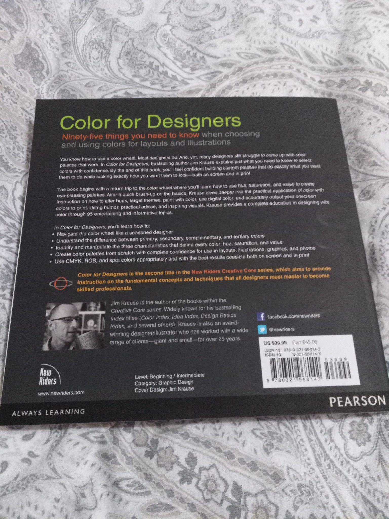 Color for Designer