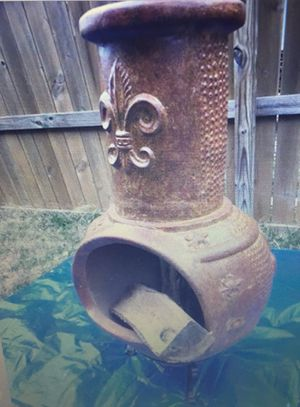 Clay Chimney for Sale in Austin, TX