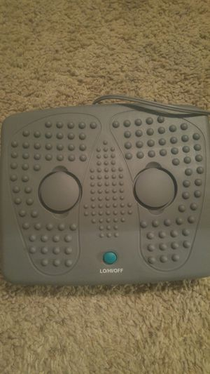 Used, Foot massager 2 speed for sale  Tulsa, OK