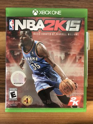 NBA 2K15 - Kevin Durant for Sale in Austin, TX