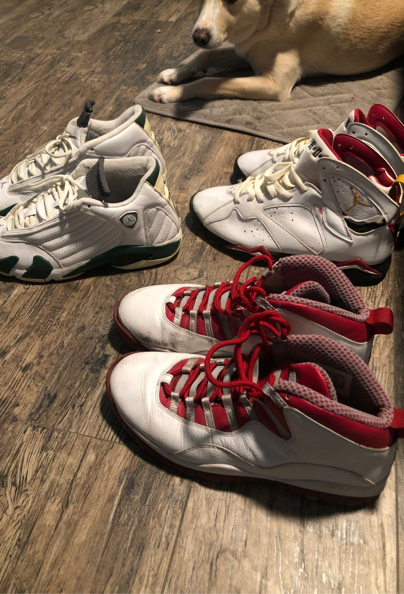 All of Jordan 90'a realeases