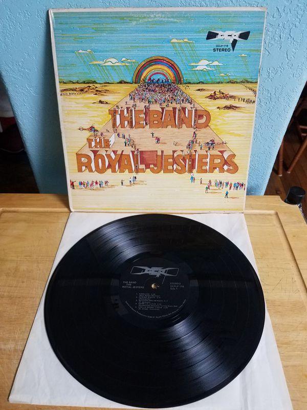 The Royal jesters vinyl record album for Sale in San Antonio, TX - OfferUp