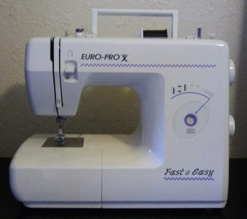 Europro 40 Fast Easy For Sale In Phoenix AZ OfferUp Cool Euro Pro 420 Sewing Machine