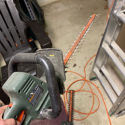 Black And Decker Tree And Wood Cutters Thumbnail
