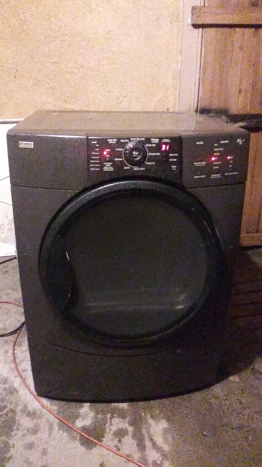 Gas dryer thanksgiving week special