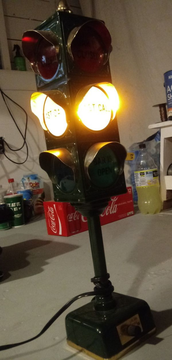 Vintage Traffic Signal Bar Light For Sale In Woodside Ca Offerup