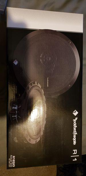Rockford fosgate r1 speakers for Sale in Riverbank, CA