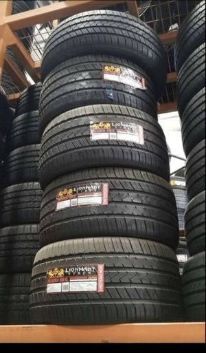 """Photo LIONHART TIRES - ALL SIZES 14 15 16 17 18 19"""" 20 22 24 26"""" BRAND NEW 14 Starting @ $39 Each"""