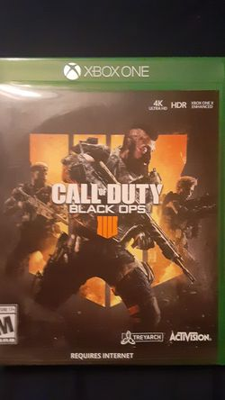 Call of Duty:BO4 for Xbox One Thumbnail