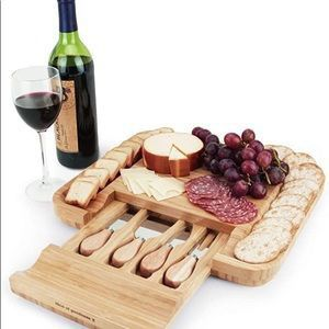 Cheese Board- Slice Of Goodness