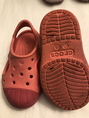Toddler girls shoes. Size 5 (set of 2 pairs) for Sale in Potomac Falls, VA