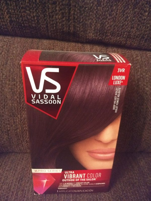 Vidal Sassoon Pro Series 3 Rv Deep Velvet Violet For Sale In Las
