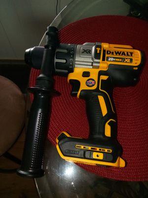 DeWalt Hammer Drill Brushless XR 20 only tool for Sale in Winter Springs, FL