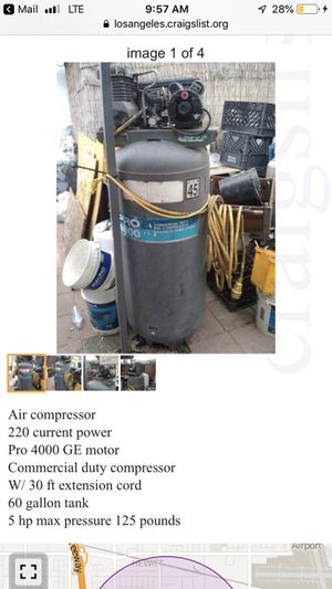 New and Used Compressor for Sale in Hacienda Heights, CA