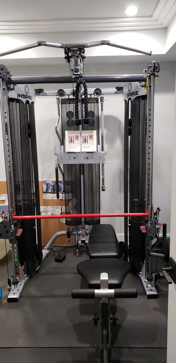 Unspire ft2 premium home gym for sale in hahira ga offerup