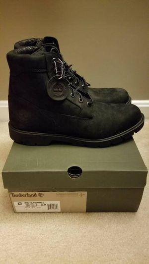 "Brand NEW Mens Timberland 6"" Premium Waterproof boots in Black for Sale in Arlington, VA"
