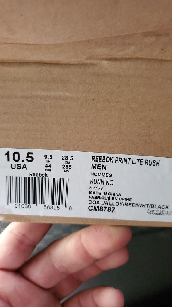 For Sale And RosemeadCa Reebok Offerup Used New In l3FJT1cK