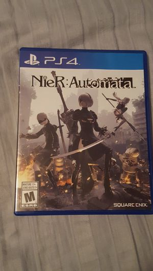 Nier Automata Ps4 For In Jacksonville Fl