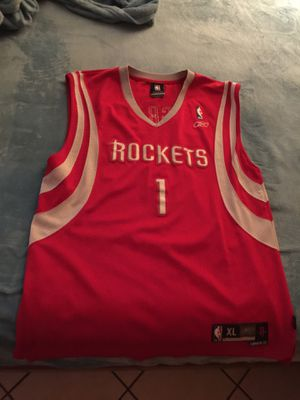 f9233f8e5 NBA Houston Rockets  1 Tracy McGrady Jersey for Sale in Union City
