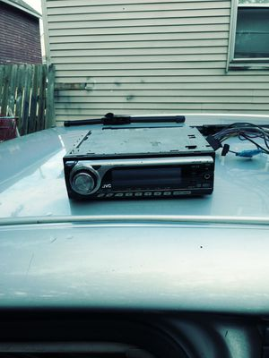 JVC flip face radio for Sale in Cleveland, OH