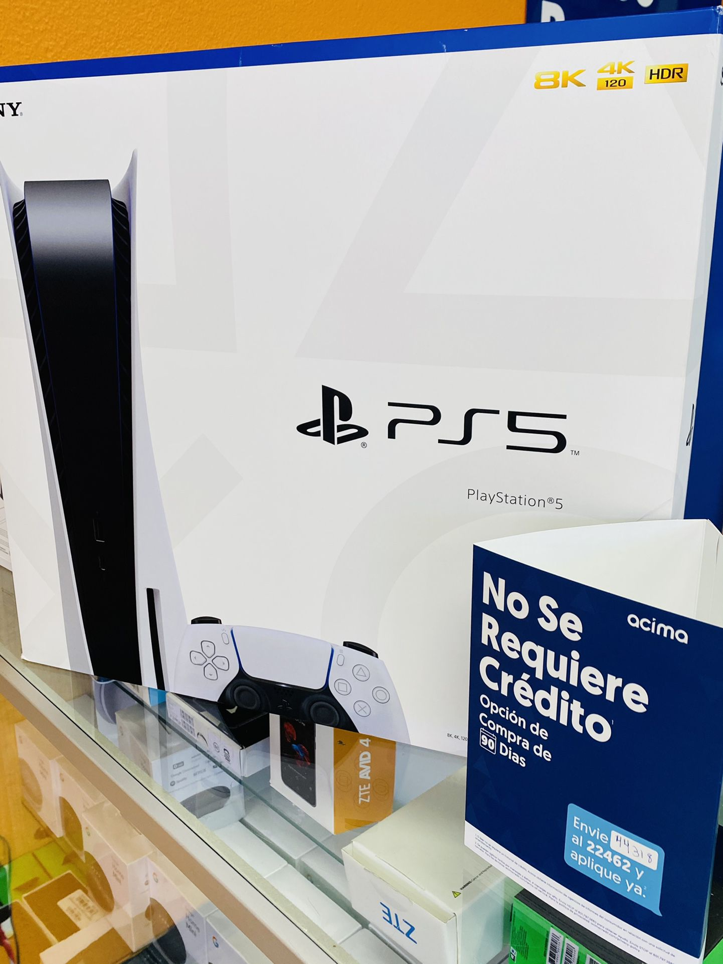 Play Station 5 Disc Edition