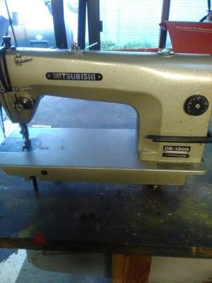New And Used Sewing Machines For Sale In Vacaville CA OfferUp Custom Mitsubishi Sewing Machine For Sale